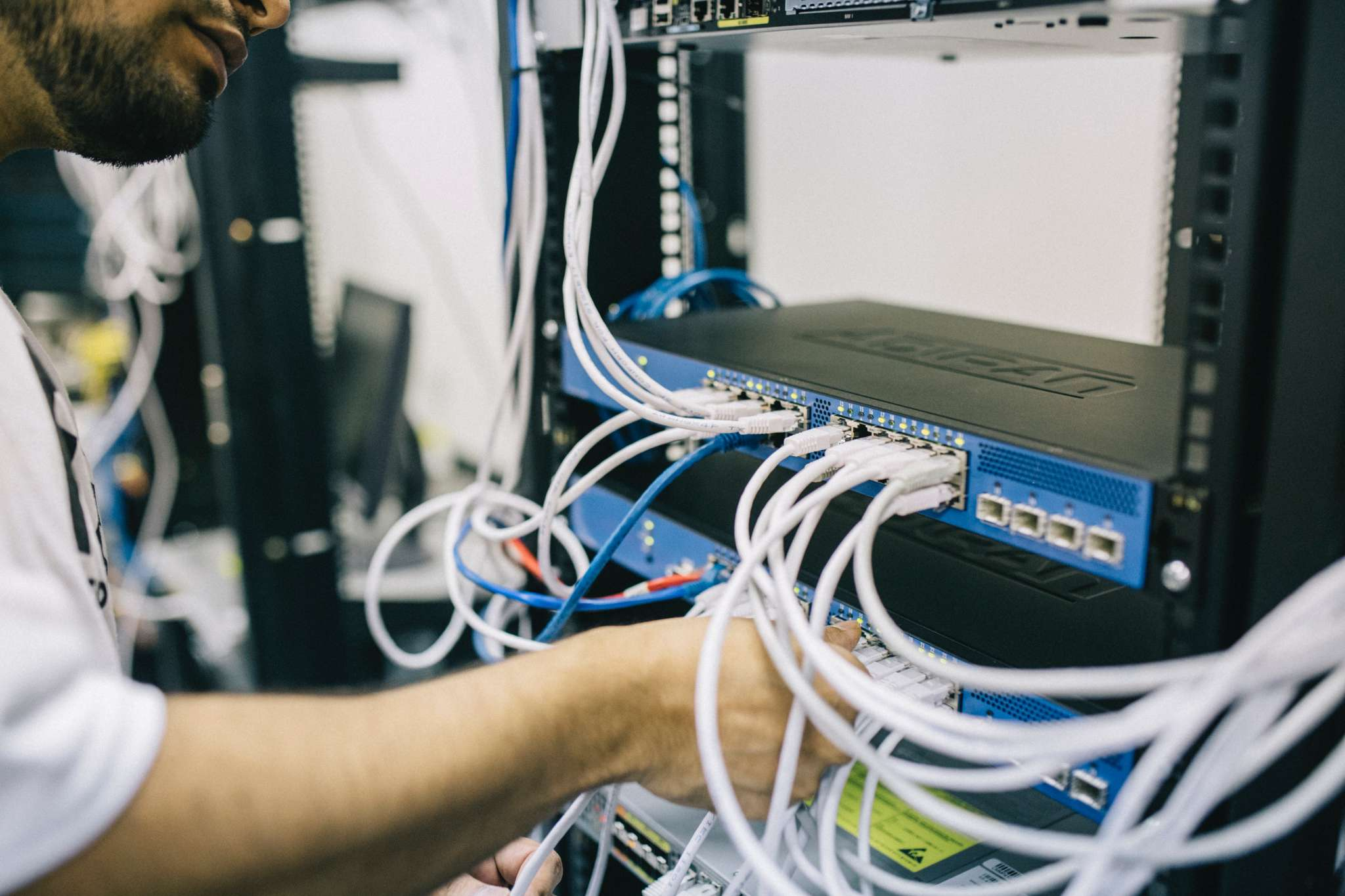Network Cabling Services Winnipeg