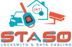 STASO Locksmith & Data Cabling